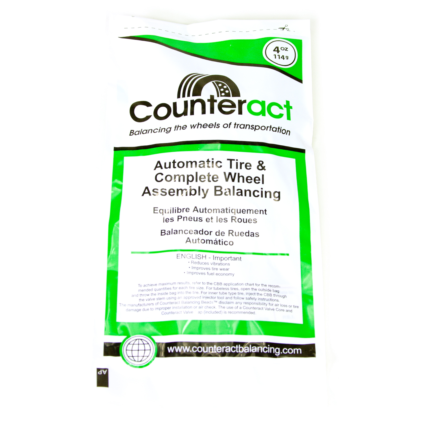 16 304 4 Oz Counteract Balancing Beads
